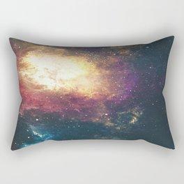 Universe Galaxy Space - Always Beauty & Wonderful Rectangular Pillow