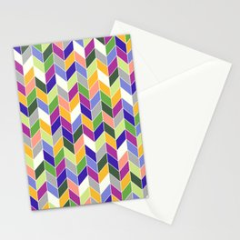 Multi Geo 3 Stationery Cards
