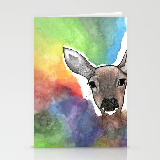 Deer Dream Stationery Cards