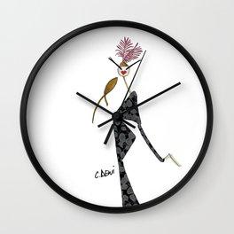 Antoinette Wall Clock