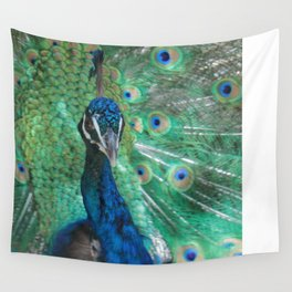 Let Me See Your Peacock Wall Tapestry