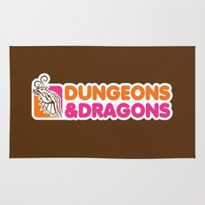 D&D All Nighter Rug