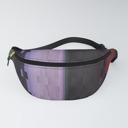 Summer Squares Fanny Pack