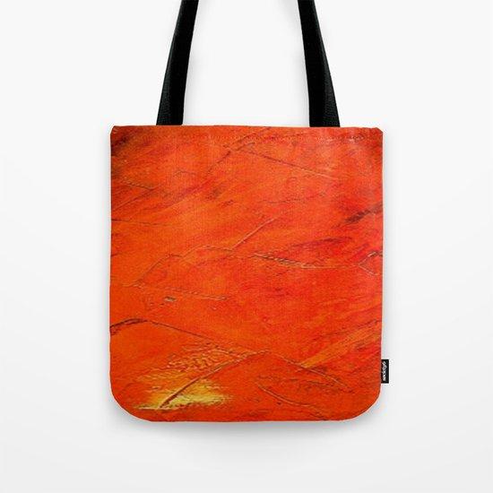 Glazed Terracotta Tote Bag