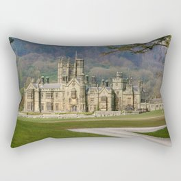 Margam Castle Rectangular Pillow