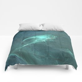 Ice cold Comforters