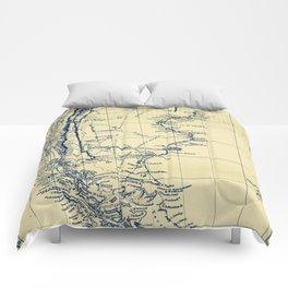 Patagonia - Blue Vintage Comforters
