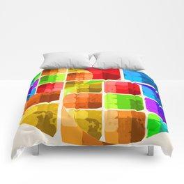 Denatured Comforters