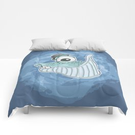 Will the Whale Comforters