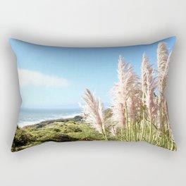 Sea Side Cliffs Rectangular Pillow