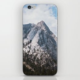 Thor peak iPhone Skin