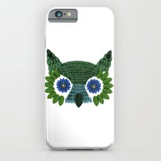 So Many Leaves = 1 Owl (Green) Slim Case iPhone 6s