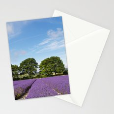 Hampshire Lavender Fields Stationery Cards