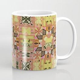 Jaune Meridian Coffee Mug