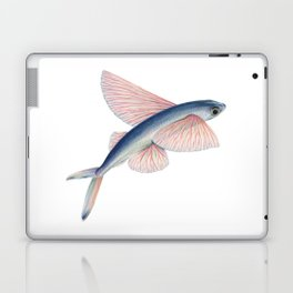 Flying Fish Laptop & iPad Skin