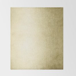 Simply Gilded Palace Gold Throw Blanket