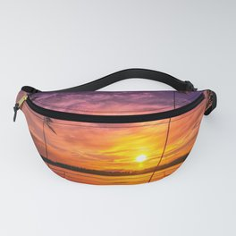 Winter memories Fanny Pack