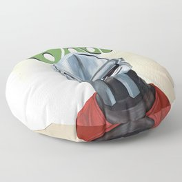 MASKED MAN DOOM Floor Pillow