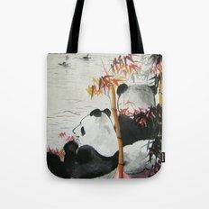 romantic evening Tote Bag