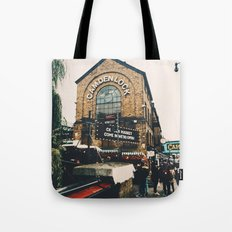 Camden Lock Tote Bag