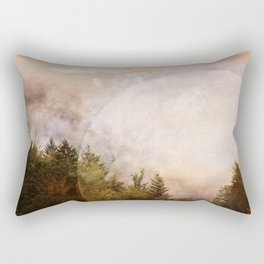 light is everywhere Rectangular Pillow