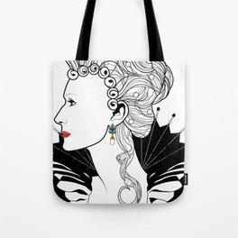 Elizabeth I. Tote Bag
