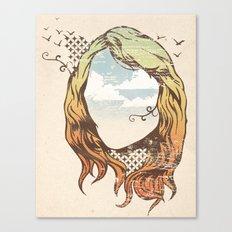 imaginario Canvas Print