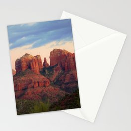 Moody Sedona Landscape by Reay of Light Stationery Cards