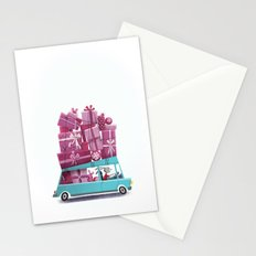 Pressent Bunny  Stationery Cards