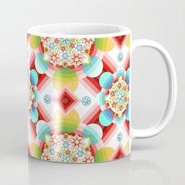 Millefiori Ombre Geometric Coffee Mug
