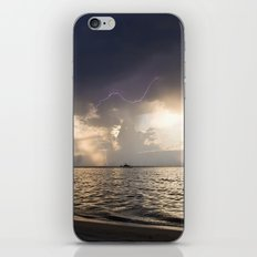 lightning iPhone & iPod Skin