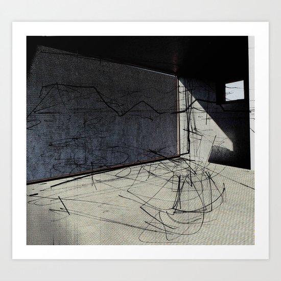 Habitat 3 Art Print