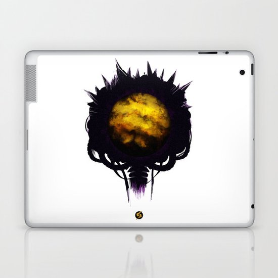 Zebes Laptop & iPad Skin