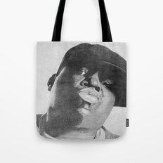 Notorious B.I.G Tote Bag