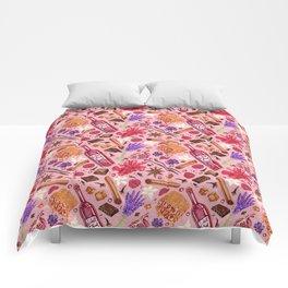 Love Potion Ingredients Comforters
