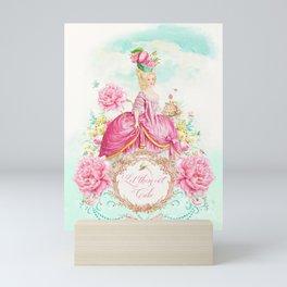 Marie Antoinette Let them Eat Cake Mini Art Print