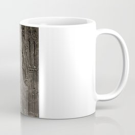 Monk mural Coffee Mug