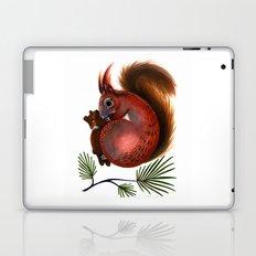 TinTin The Red Squirrel Laptop & iPad Skin