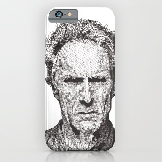 Clint iPhone & iPod Case