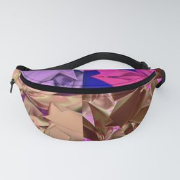 RIBBONS GALORE Fanny Pack