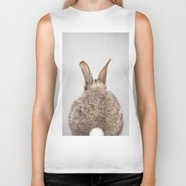 Rabbit Tail - Colorful Biker Tank