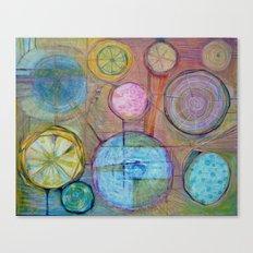 Lemons Juice the Juice of Life Canvas Print