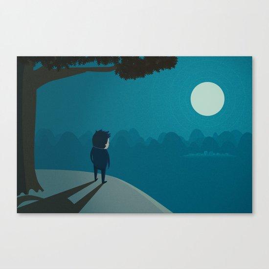 Gideon Meets the Lord (by Ciara Panacchia) Canvas Print