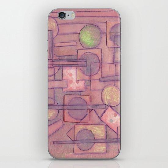 Itinerant Musician iPhone & iPod Skin