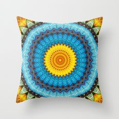 Sunburst throw pillow by photosbyhealy