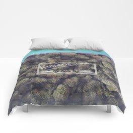Kushloc Bag of Weed Comforters