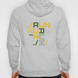 Runners gonna run Hoody