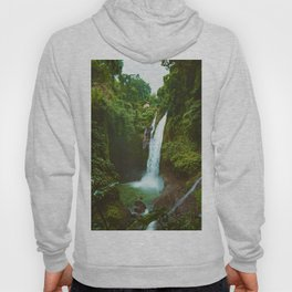 The Valley's Waterfall (Color) Hoody