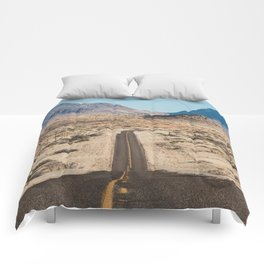 High Desert Highway Comforters