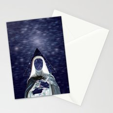 ♀ Holly Space Mother ♀ Stationery Cards